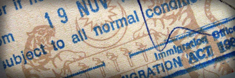 Expired visa means another 3-year wait