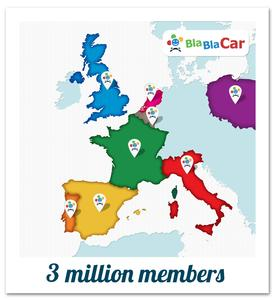 Luxembourg Car Share With Blablacar Connecting People That Want A