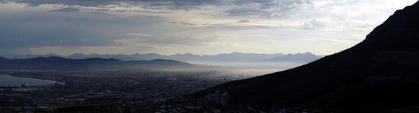 Cape Town British expat destination