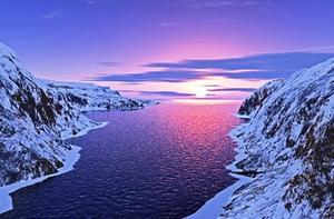 Norwegian fjords travel
