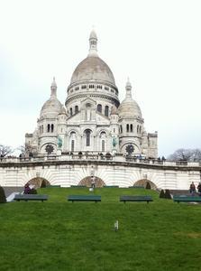 Basilique of the Sacré Coeur